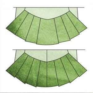 Seven-Panel Skirts (Add-On)