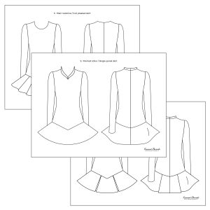 Solo Dress Design Templates