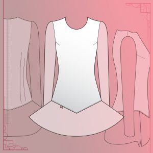 Embroidery Bodice (Add-On)