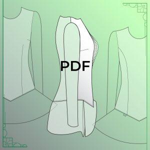 Bust Cup Adjustments PDF (Add-On)