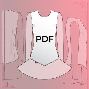Embroidery Bodice PDF (Add-On)